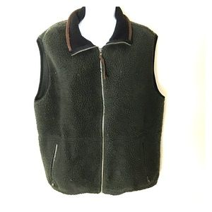 Timberline Colorado Polyester Zip Up Vest